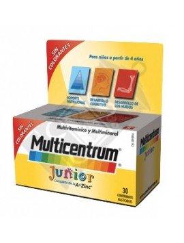 Multicentrum Junior 30 Comprimidos