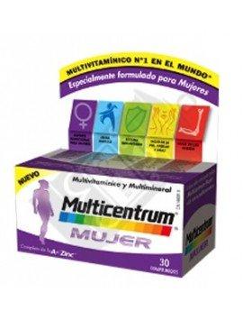 Multicentrum Mujer Select 50+ Comprimidos