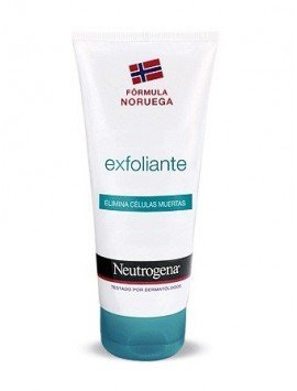 Neutrogena Crema Exfoliante 50ml.