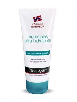 Neutrogena Crema Pies Secos 100ml.