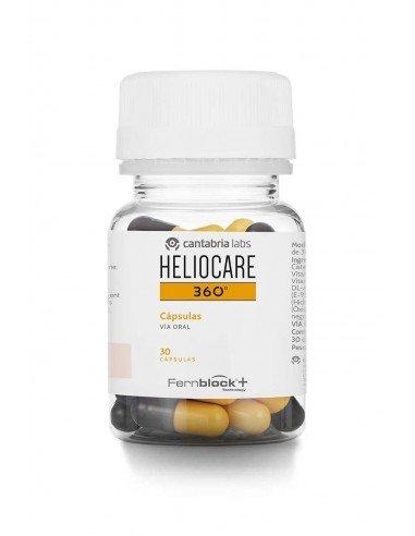 Heliocare 360 Oral 30 Cápsulas