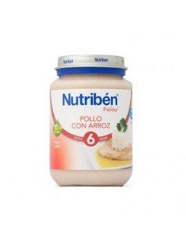 Nutriben Junior Pollo Con Arroz 200g.
