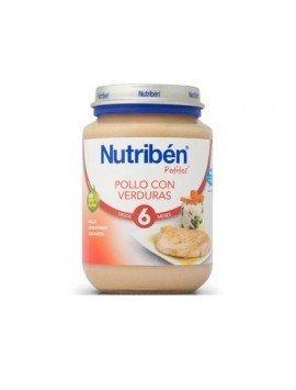 Nutriben Junior Pollo Con Verduras 200g.