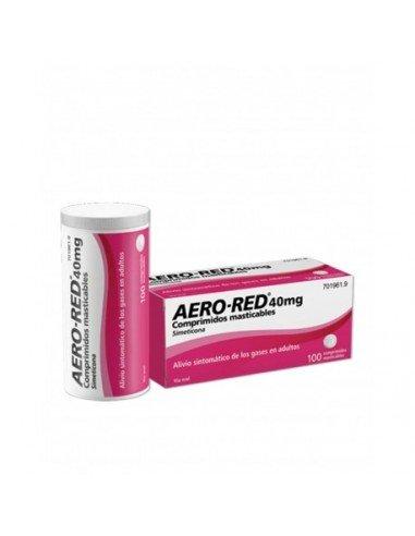 Aero Red 40mg 100 Comprimidos...