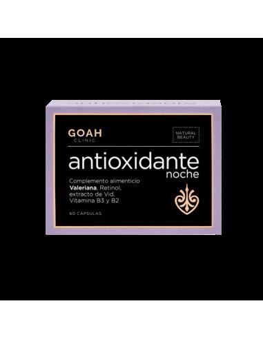 Goah Clinic Antioxidante Noche 60...