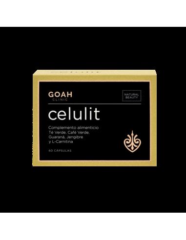 Goah Clinic Celulit 60 Cápsulas