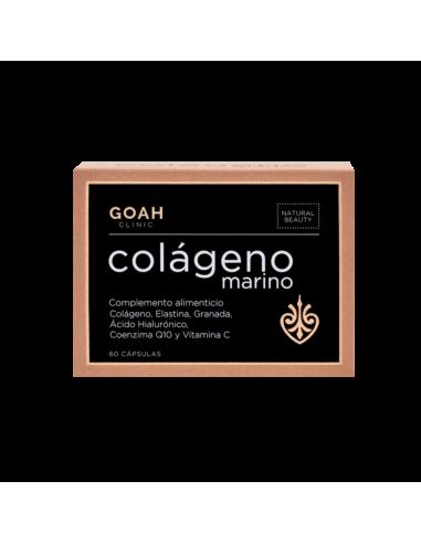 Goah Clinic Colágeno Marino 60 Cápsulas