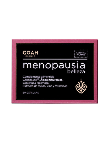Goah Clinic Menopausia 60 Cápsulas