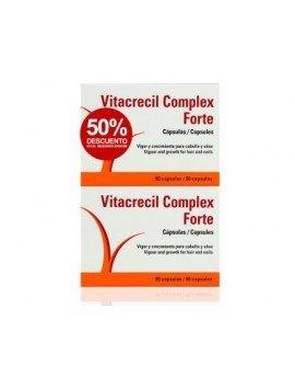 Vitacrecil Complex Forte Duplo 90 + 90 cápsulas