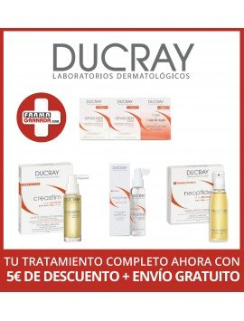 Ducray Tratamiento Completo Anti-Caída