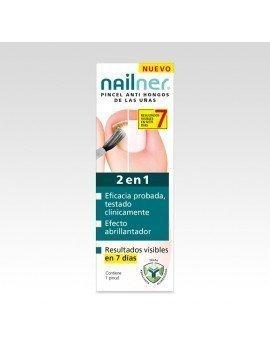 Nailner Repair Brush Pincel Anti Hongos Uñas