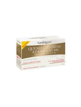 XLS Xanthigen Quemacalorías Avanzado 90 cápsulas