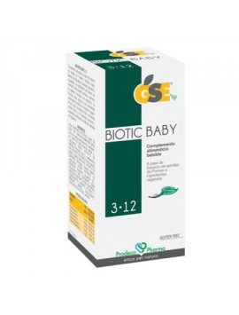 GSE Biotic Baby 3-12 250ml.