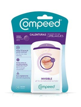 Compeed Calenturas Invisibles 15 Parches