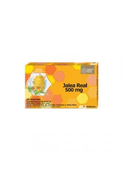Arko Jalea Real 500mg. 20 Ampollas