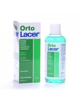 Lacer Ortolacer Colutorio 500ml. Sabor Menta