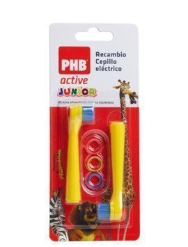 PHB Recambio Cepillo Eléctrico Junior Madagascar