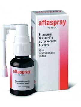Aftaspray Bucal 20ml.