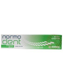 NormoDent Pasta Dental Anticaries 125ml.