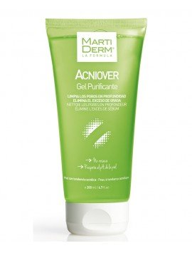 MartiDerm Acniover Gel Purificante 200ml.