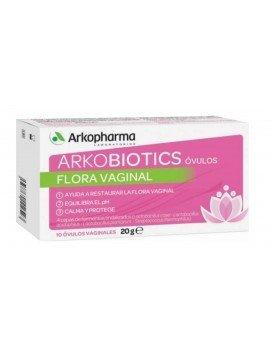 Arkobiotics Flora Vaginal 10 Óvulos