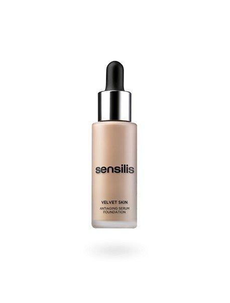 Sensilis Velvet Skin Maquillaje Sérum 30ml.