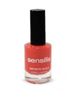 Sensilis Infinite Nails Laca de Uñas color Coral