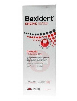 Bexident Encías Colutorio 250ml.