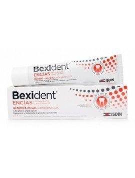 Bexident Encías Gel Clorhexidina 75ml.