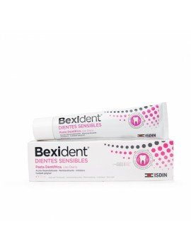 Bexident Dientes Sensibles Pasta Dentífrica 75ml.