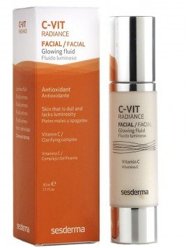 Sesderma C Vit Radiance Fluido Luminoso 50ml.