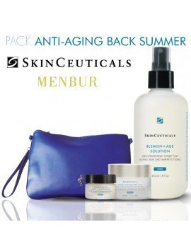 "Pack Skinceuticals & MENBUR ""Anti-Aging Back Summer"""