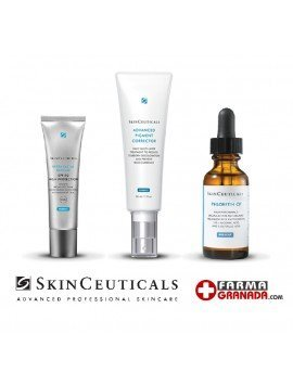 Pack Skinceuticals Advanced Pigment Corrector + Phloretin CF + Ultra Facial Defense