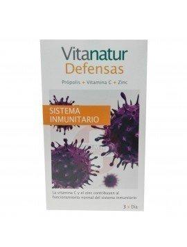 Vitanatur Defensas 30 Cápsulas