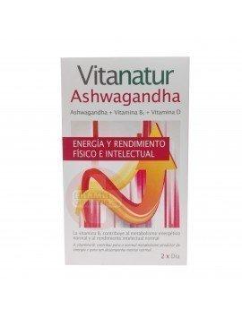 Vitanatur Ashwagandha 60 Cápsulas
