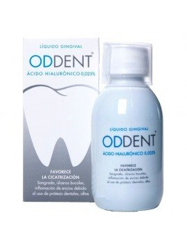 Oddent Líquido Gingival 150ml.