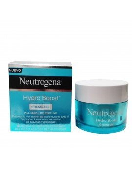 Neutrogena Hydro Boost Gel Crema Hidratante 50ml.