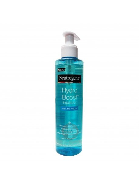 Neutrogena Hydro Boost Gel Limpiador de Agua 200ml.