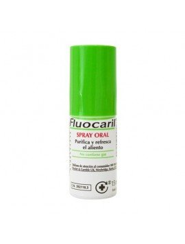 Fluocaril Spray Bucal 15ml.