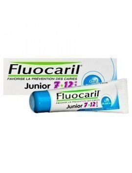 Fluocaril Gel Bubble Junior 50ml.