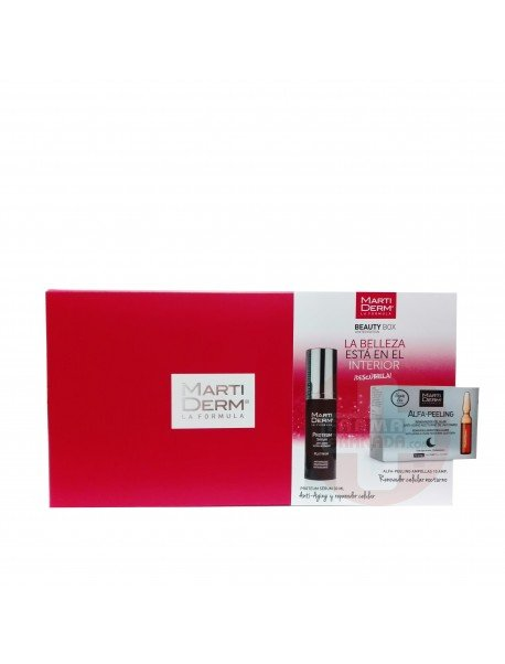MartiDerm Cofre Beauty Box Edición Limitada