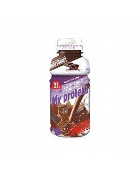 NutriSport My Protein Botella 330ml. Sabor Chocolate