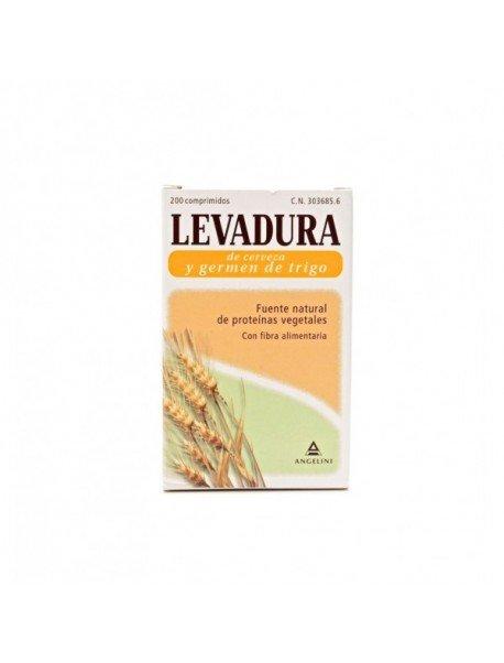 Levadura Cerveza Trigo Leo 200 Comprimidos