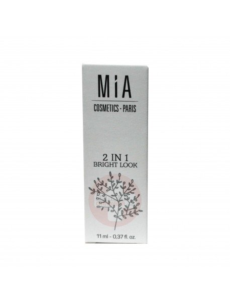 Mia Laurens Tratamiento 2 en 1 Bright Look 11ml.