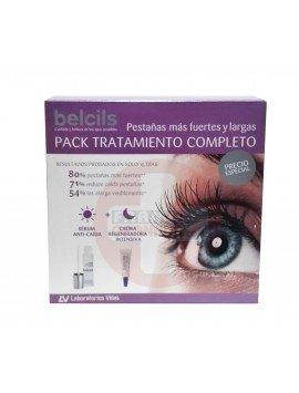 Belcils Pack Tratamiento Completo Pestañas