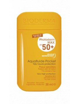 Bioderma Photoderm Max Aquafluido Pocket SPF50+ 30ml.