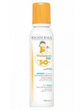 Bioderma Photoderm Kid Mousse SPF50+ 150ml.