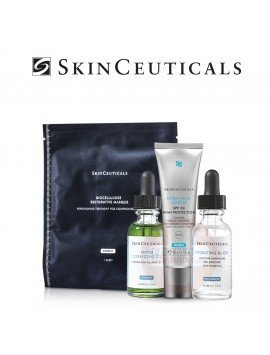 Skinceuticals Pack Hydrating B5 + Phyto Corrective + Ultra Facial Defense + Mascarilla Biocelulosa