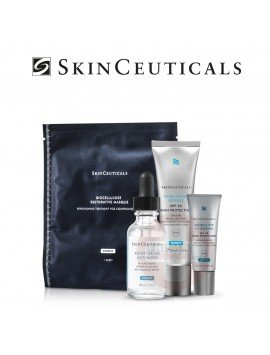 Skinceuticals Pack Retexturing Activator + Mineral Eye UV Defense + Ultra Facial Defense + Mascarilla Biocelulosa
