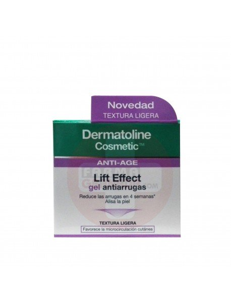 Dermatoline Cosmetic Lift Effect Gel Anti Arrugas 50ml.